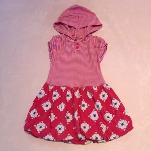 Tea Collection Hooded Dress